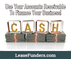 use your accounts receivable to finance your business