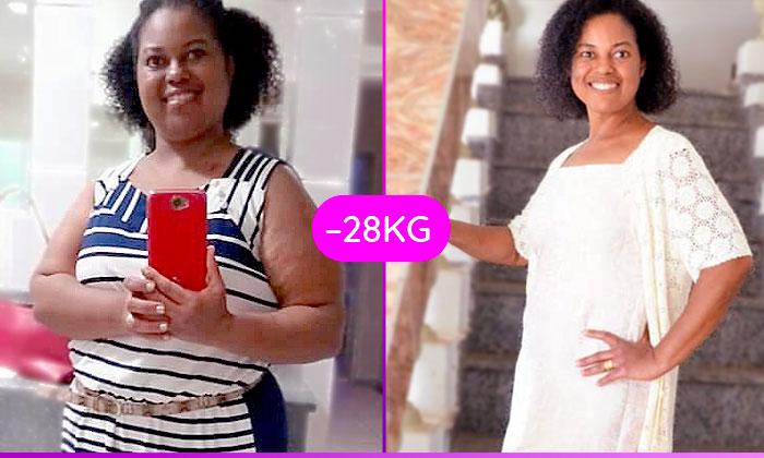 28 Quilos Mais Magra – Depoimento de Cíntia Ferreira
