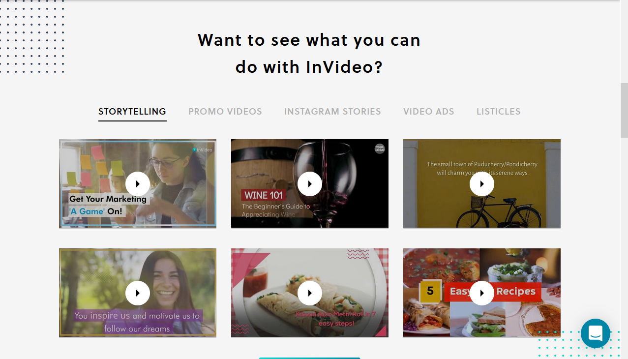InVideo Review - Professional Quality Video Maker - The Marketing Generator