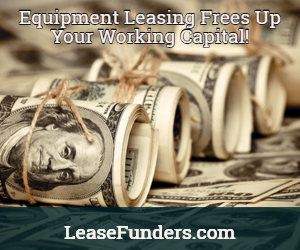 equipment leasing frees up your working capital