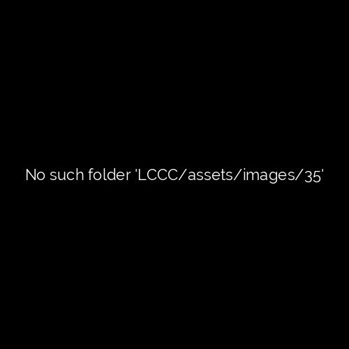 LCCC White Sunhat