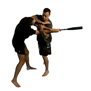Richard & Stu Bat defence (300x300) 8-bit
