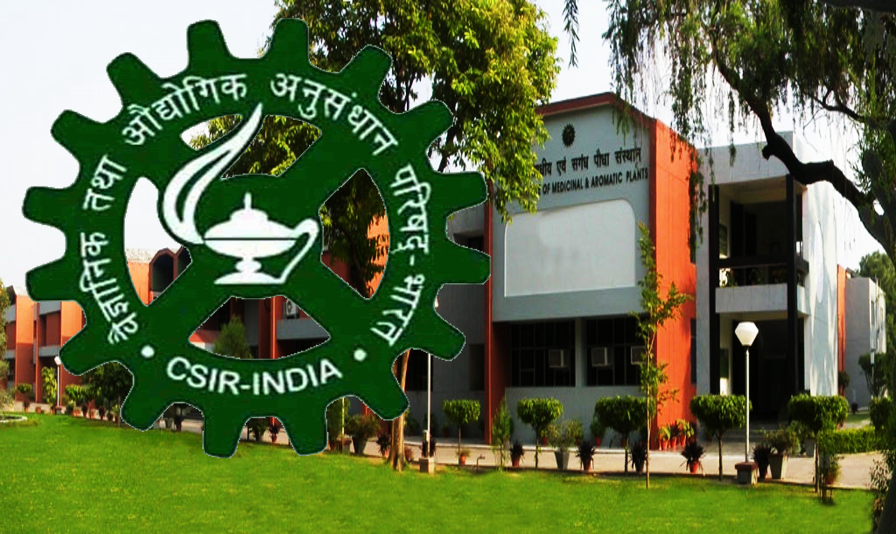 Research Positions at CSIR CIMAP, Lucknow, India, Apply by 15 Jan 2021