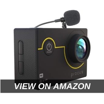 PROCUS Rush 2.0 (Full Pack) 16MP 4K HD