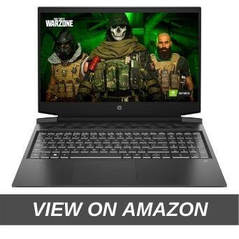 HP Pavilion Gaming 10th Gen Gaming Laptop