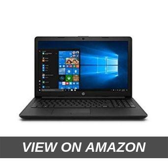 HP 14 Core i5 8th gen 14-inch FHD Laptop (8GB 256GB SSD Windows 10 MS Office Jet Black 2.04 kg), 14-cs1002TU