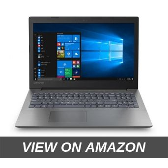 Lenovo Ideapad 330 8th Gen Intel Core I5 15.6 inch HD Laptop (8GB RAM 1 TB HDD NVIDIA GEFORCE MX150 Graphics DOS Onyx Black 2.2Kg), 81DE01MJIN