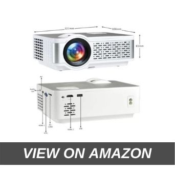 EGate I9 Real HD 720p (1080p Support)