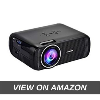 Everycom X7 LED Projector Full HD 1080P Supported