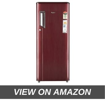 Whirlpool 215 L 4 Star Direct Cool Single Door Refrigerator (230 IMFRESH PRM 4S, Silver Bliss-E)