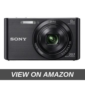 Sony Cybershot DSC-W830 S 20.1MP