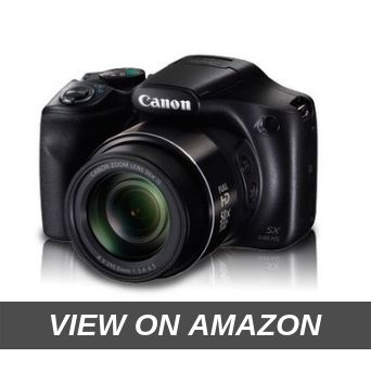 Canon PowerShot SX540HS 20.3MP Digital Camera