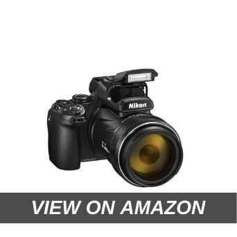 Nikon Coolpix P1000 125X Optical Zoom Camera