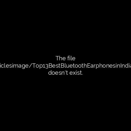 11. OPPO ENCO M31 Wireless In-Ear Bluetooth Earphones with Mic (Green)