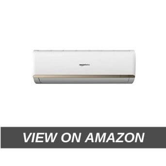 Amazon Basics 1 Ton 3 Star 2020 Inverter Split AC with High