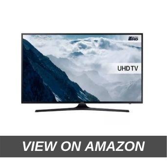 Samsung 125cm (50 inch) Ultra HD (4K) LED Smart TV (50KU6000)