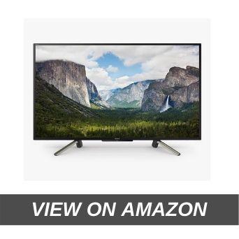Sony Bravia W662F 125.7cm (50 inch) Full HD LED Smart TV (KLV-50W662F)