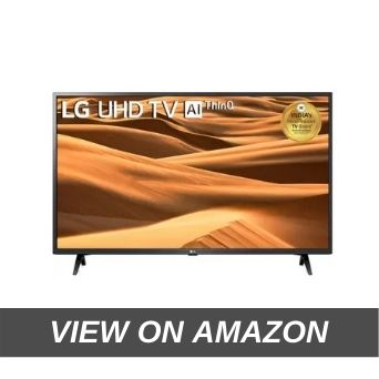 LG All-in-One 126cm (50 inches) Ultra HD (4K) LED Smart TV (50UM7290PTD)