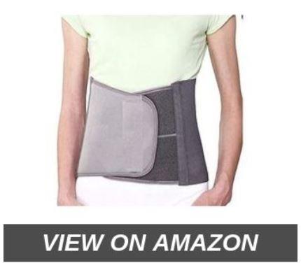 Tynor Abdominal Support 9 For Post Operative Post Pregnancy - Large (36-40 inches)