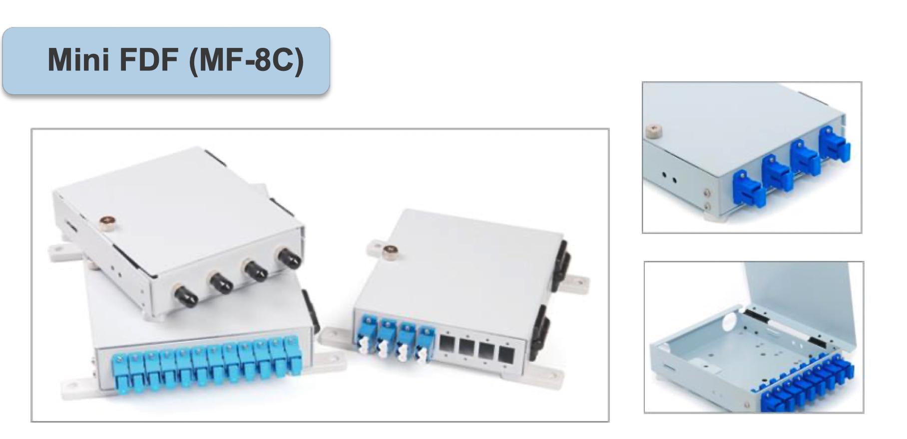 Fiber Optic Box , FDF
