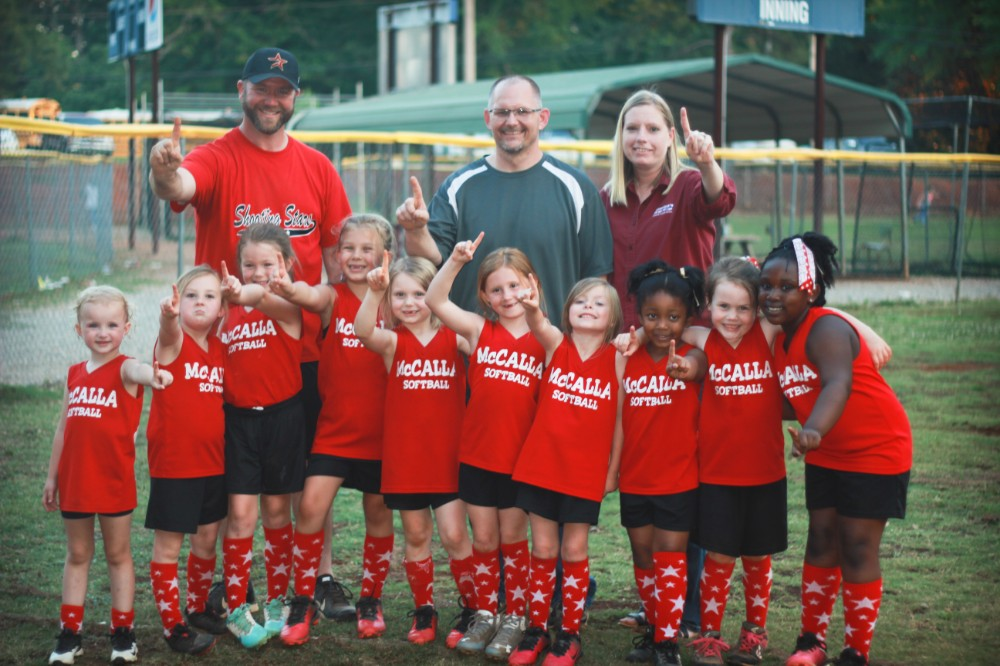 McCalla Youth Athletic Association - Association Home