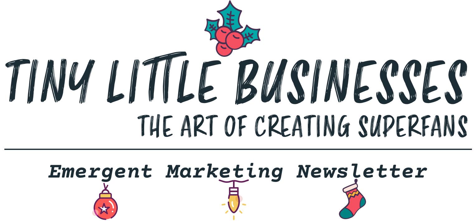 Emergent Marketing Newsletter (December 11, 2020)
