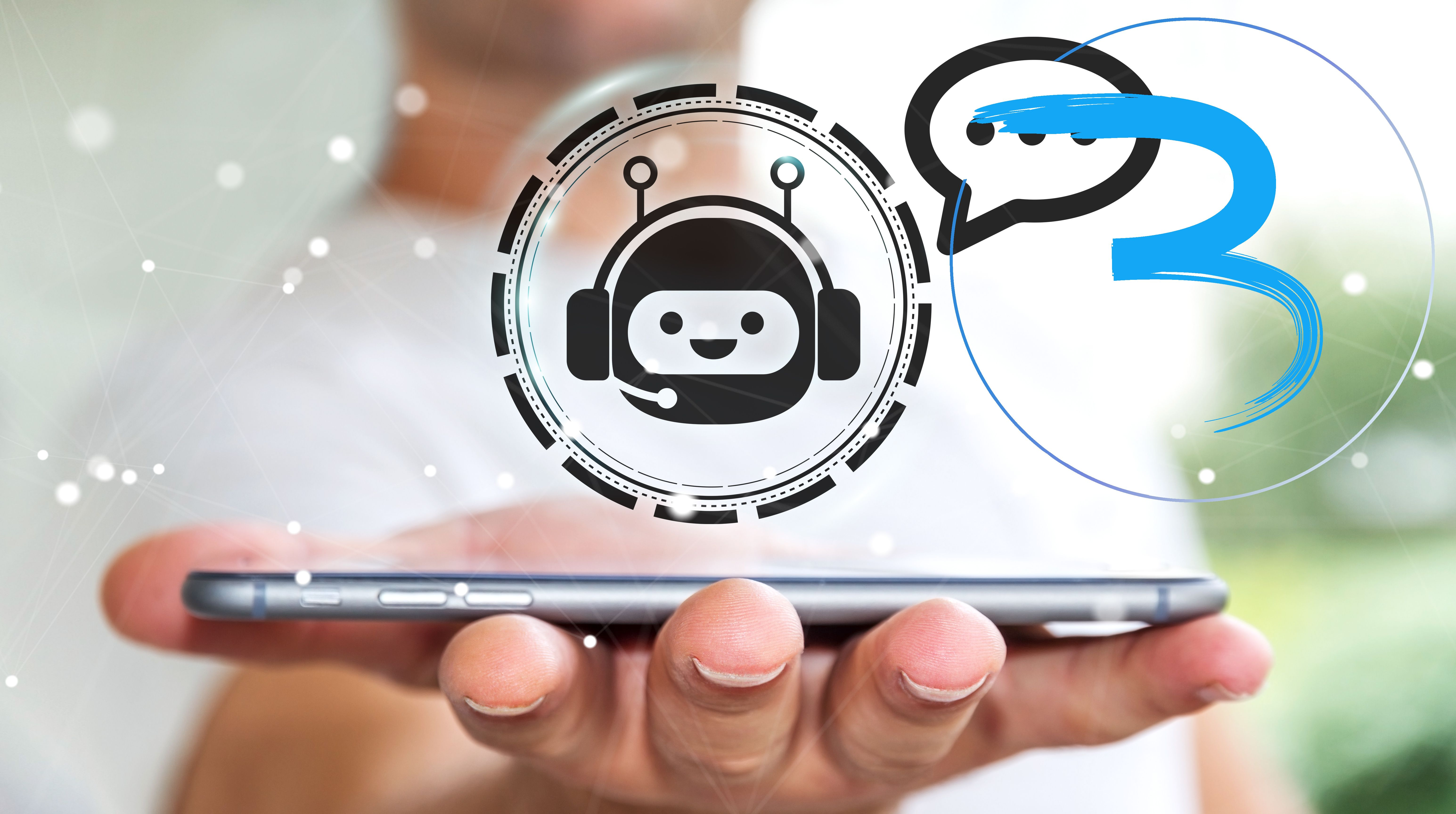 Bluoo Digital Chatbots for Real Estate Agents