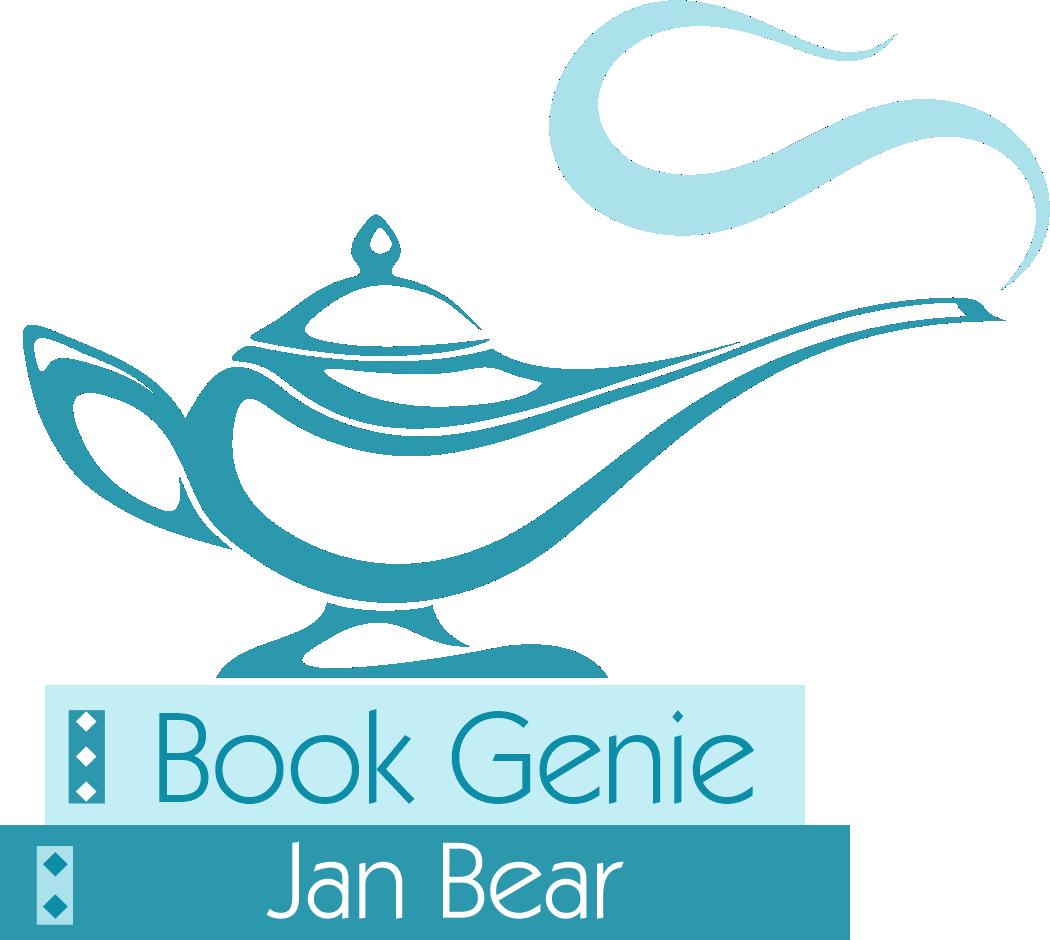 Jan Bear, the Book Genie