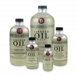 Linseed Oil Pale Cold-Pressed