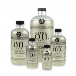 Walnut Oil Pale Cold-Pressed