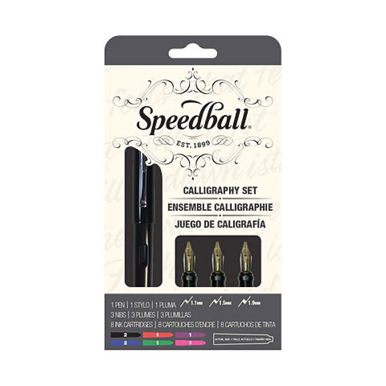 Basic Calligraphy Fountain Pen Set