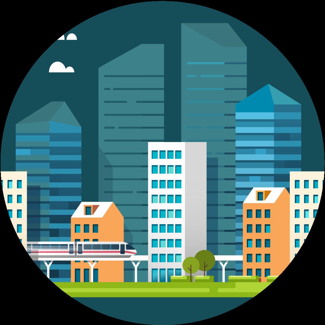 City Dynamics of 5 Major Cities