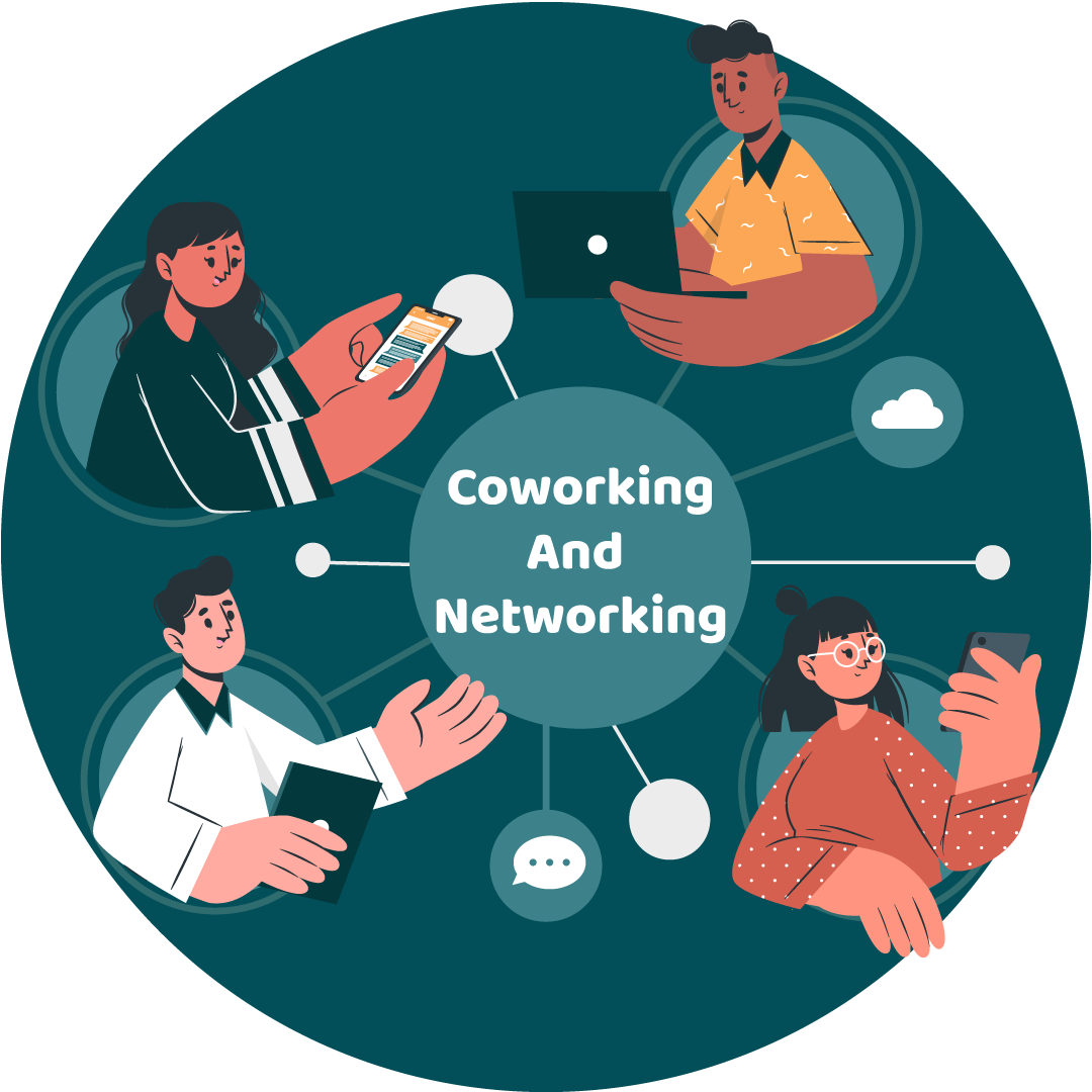 Coworking And Networking