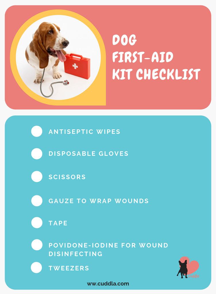 dog-first-aid-kit-checklist