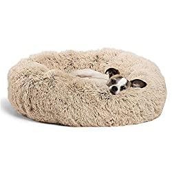 dog-gift-ideas-donut-cuddler-bed