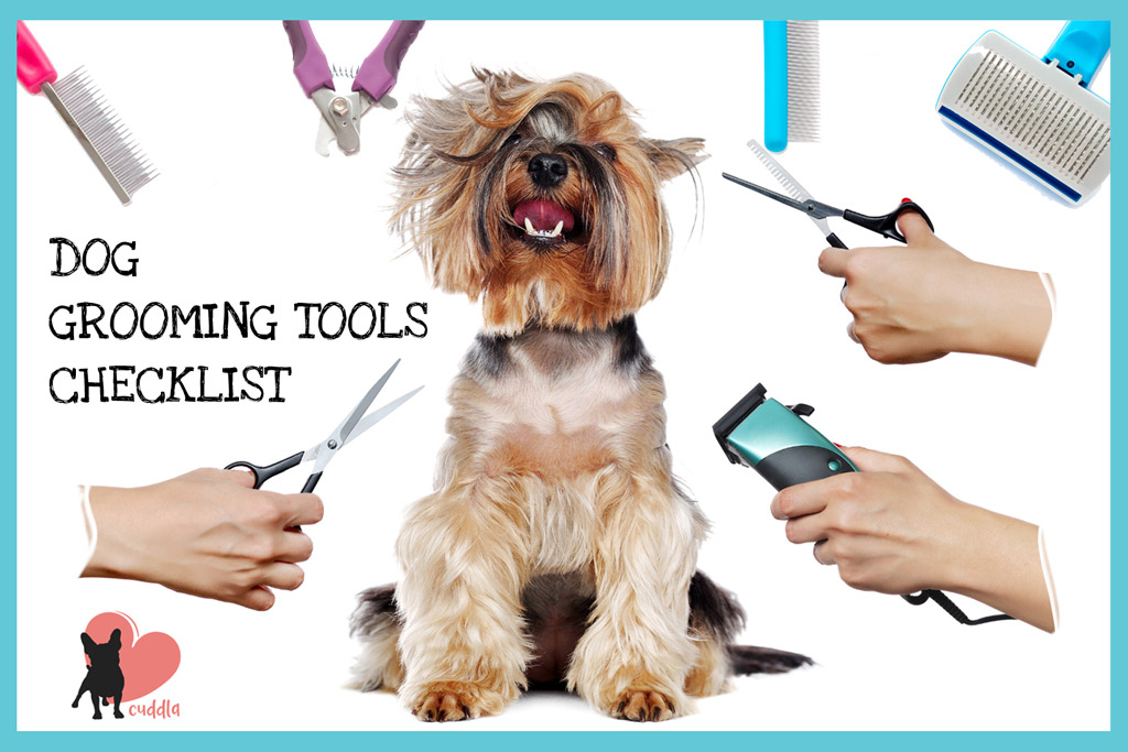 dog-grooming-tools-checklist