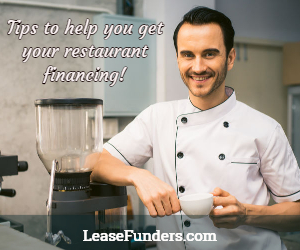 tips to help get your restaurant financing
