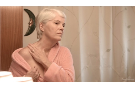 Breast Cancer: Help for Skin Changes From Radiation