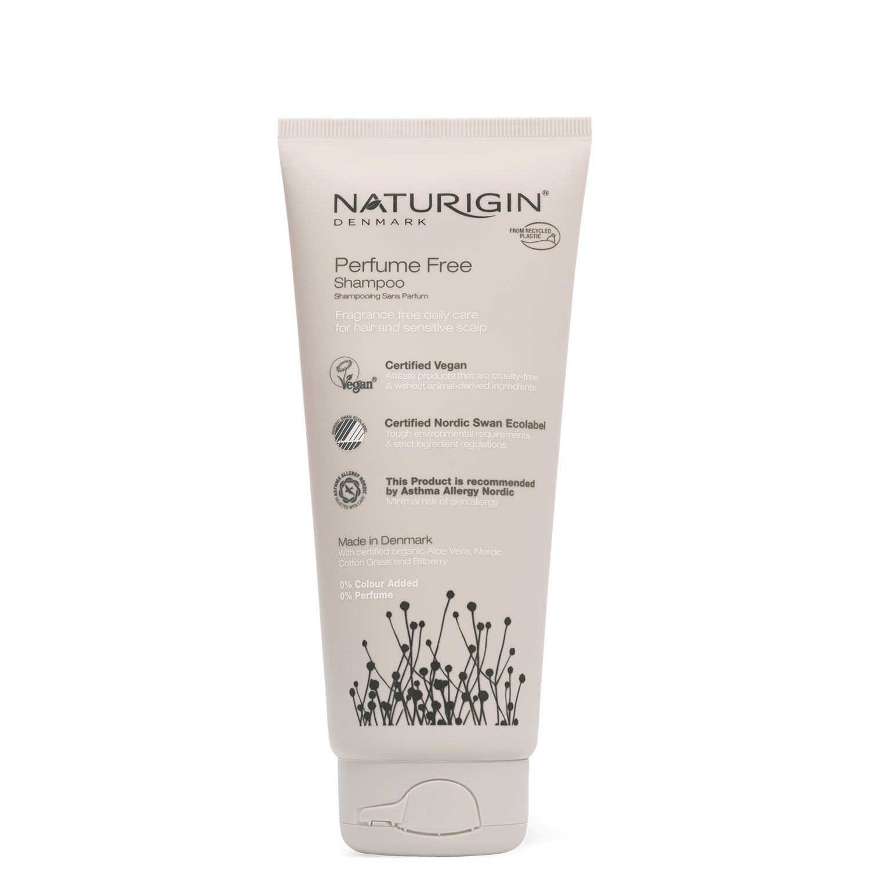 Perfume-Free Shampoo