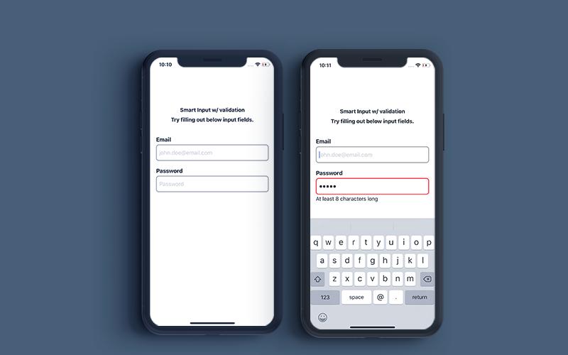 Smart Text Input I