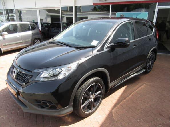 Honda CRV Black Edition 2.0