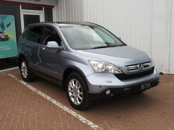 Honda CRV EX 2.2