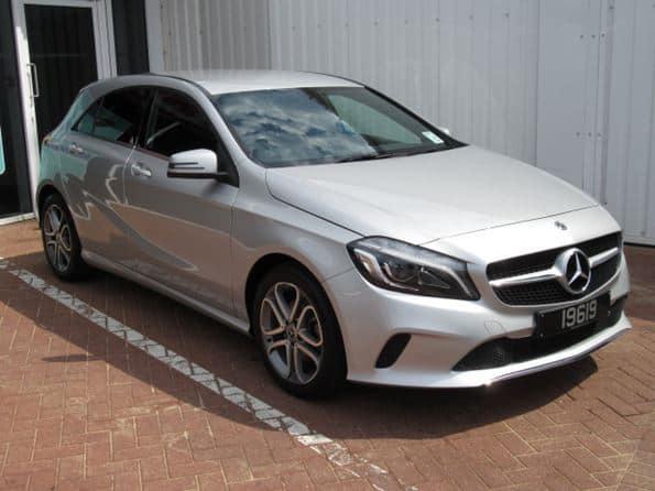 Mercedes-Benz A180 1.6 Sport