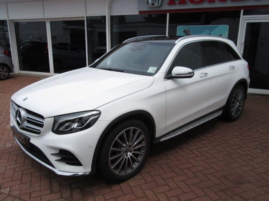 Mercedes-Benz GLC 350D
