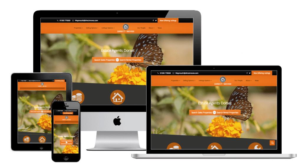 Estate Agent Websites, Web Design for Estate Agents