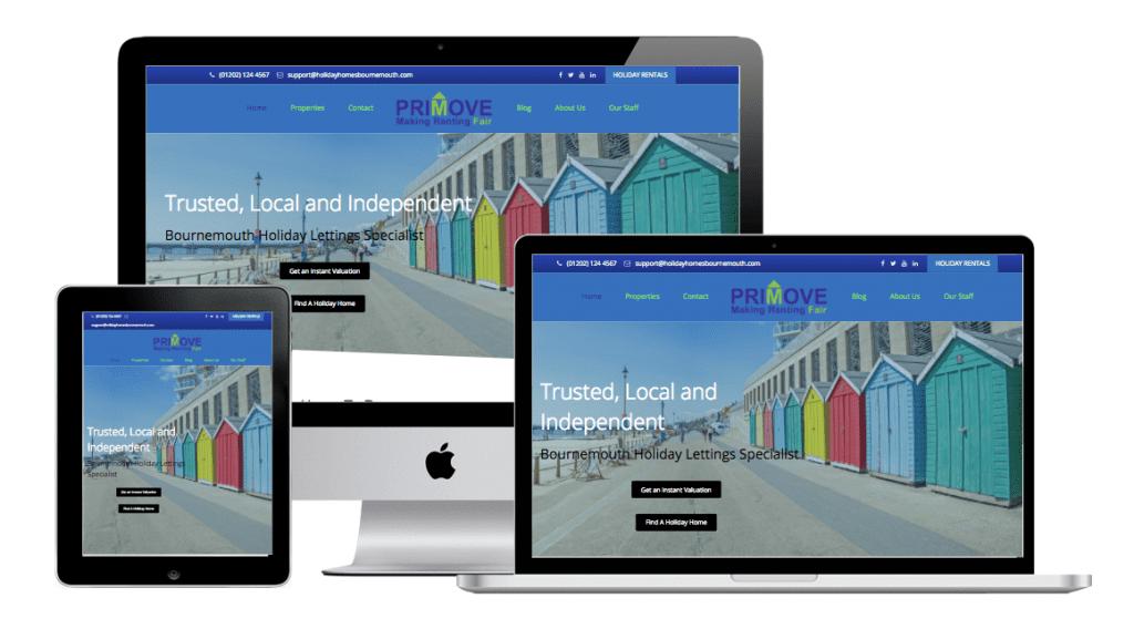 Low Cost Estate Agent Websites