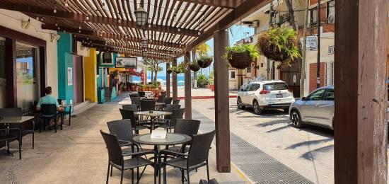 Old Town Vallarta Sitting Spot