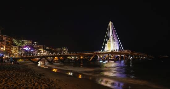 Puerto Vallarta at Nights