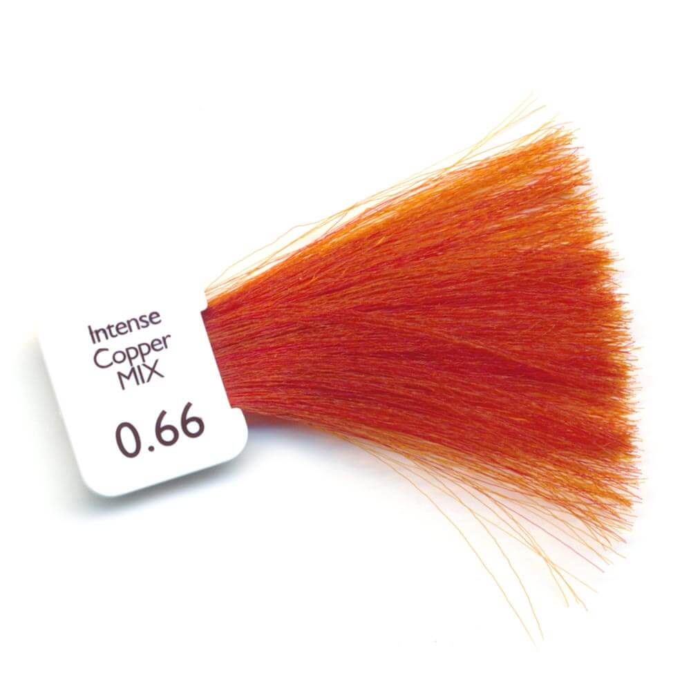 PPD Free Hair Colour - Intense Copper Mix