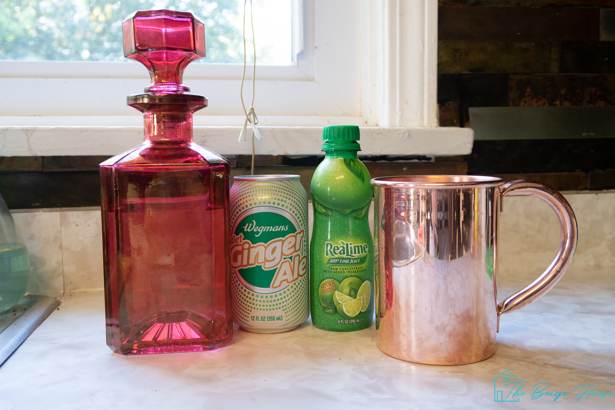 Keto-Friendly Moscow Mule Cocktail Recipe